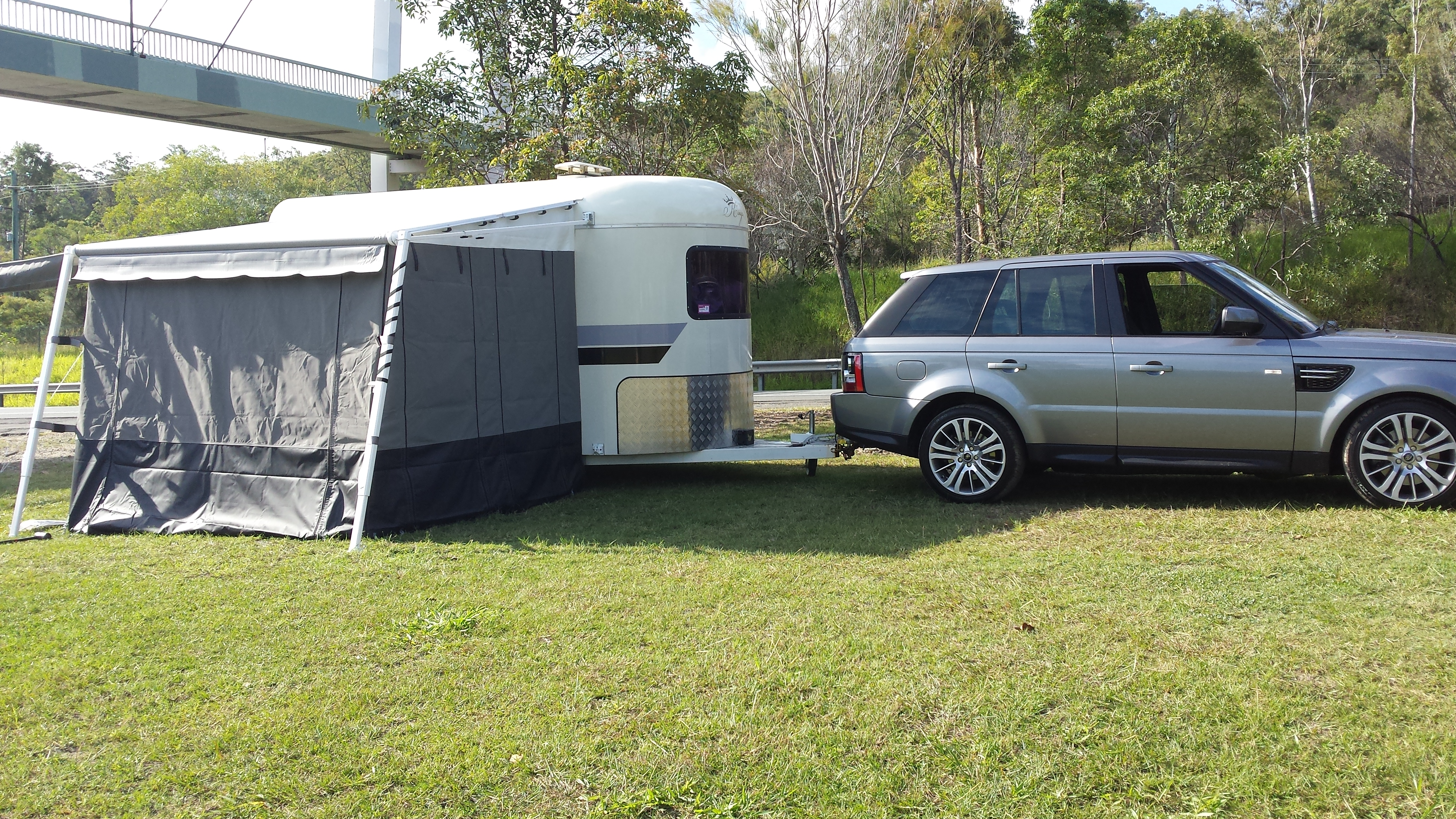 Australia Wide Annexes Gold Coast Awnings For Horse Floats